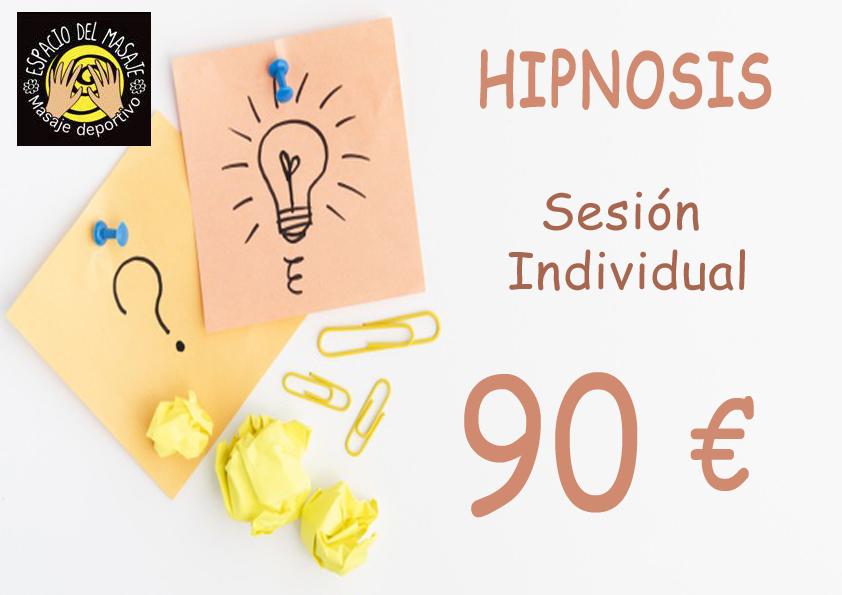 HIPNOSIS SESION INDIVIDUAL